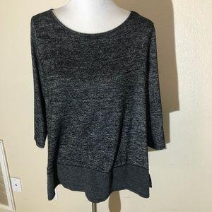 🐰 BOGO Lane Bryant 3/4 Sleeve Sweater Size 14/16